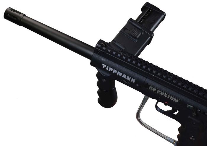Пистолетный магазин для Tippmann